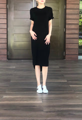 Hikaru Dress in Black