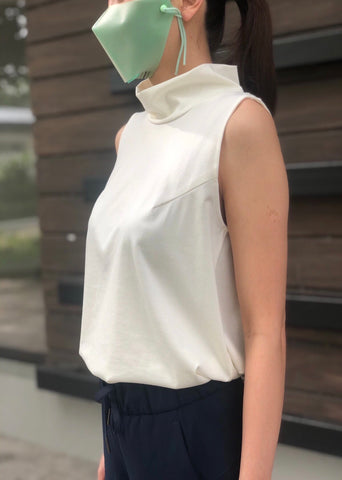 Nadine Top in White