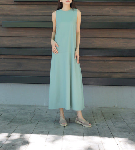 Eartha Dress in Emerald