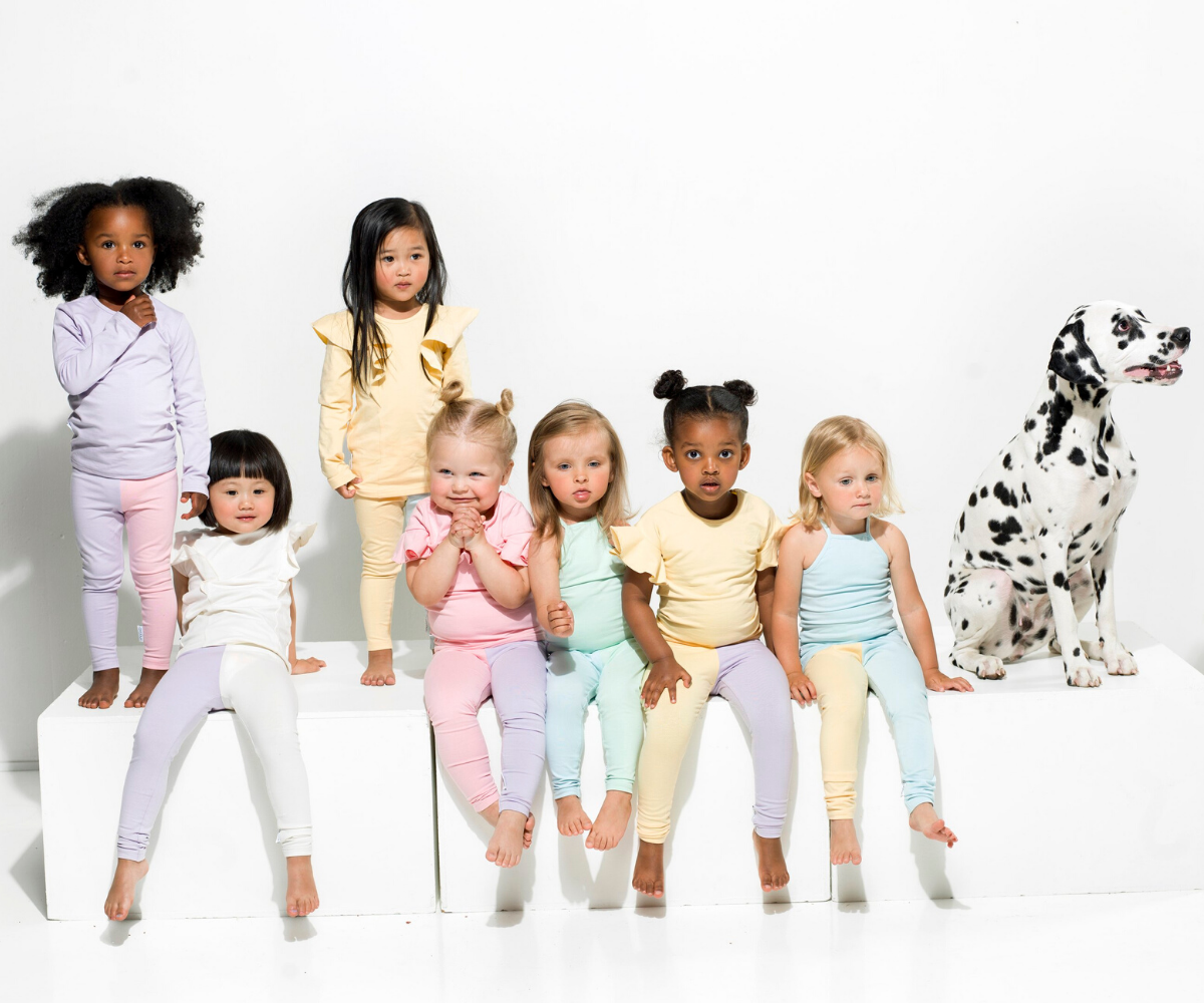 Gugguu clothes for children. Nordic style kids' clothing.