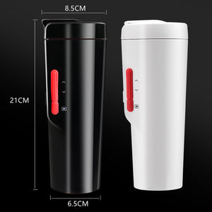 Intelligent CAR Heating Flask | Temperature Display | Sound Reminder