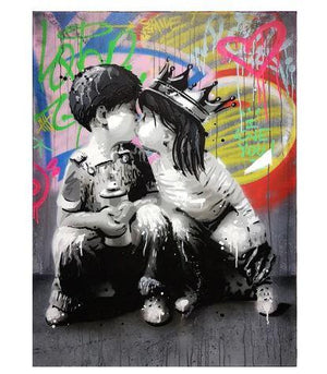 Bansky, Bansky Wall Decor, Wall Decor, Wall Decoration, Basky Canvas Prints, Bansky Canvas Paintings, Modern Home Decor, Home & Wall Decor