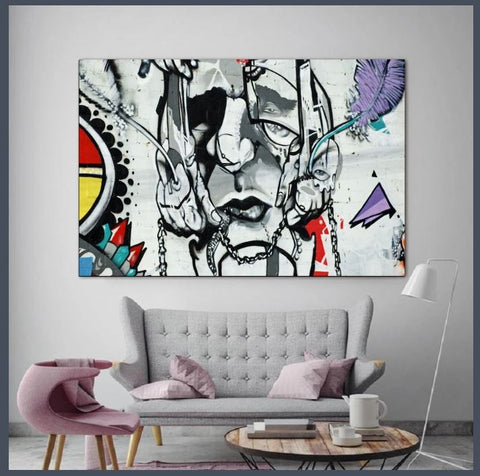 Wall Decor - Abstract Prints (Awesome Home Decor)
