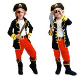 boy pirates outfit costumewear, kids costume sets and halloween costumes for kids