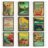 vintage art prints and vintage wall decor for home decor and wall decorations