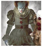 clown costumewear for women, men, kids, kid's costumewear and sets
