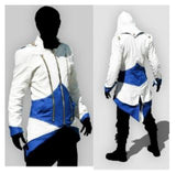 men assassin costume set, assissin costume, men's costumewear for halloween