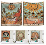 wall hanging tapestries for home decor wall decor, bedroom, living room, kid's room