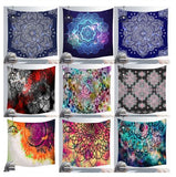wall hanging tapestries for home decor wall decor, bedroom, living room, kid's room, mandala tapestries