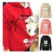 Women's Hoodies, Pet Carrying Hoodies, Women's Fashion, Women's Pullovers, Women's Sale, Women's Sweatshirts, Hoody, Women's hoody