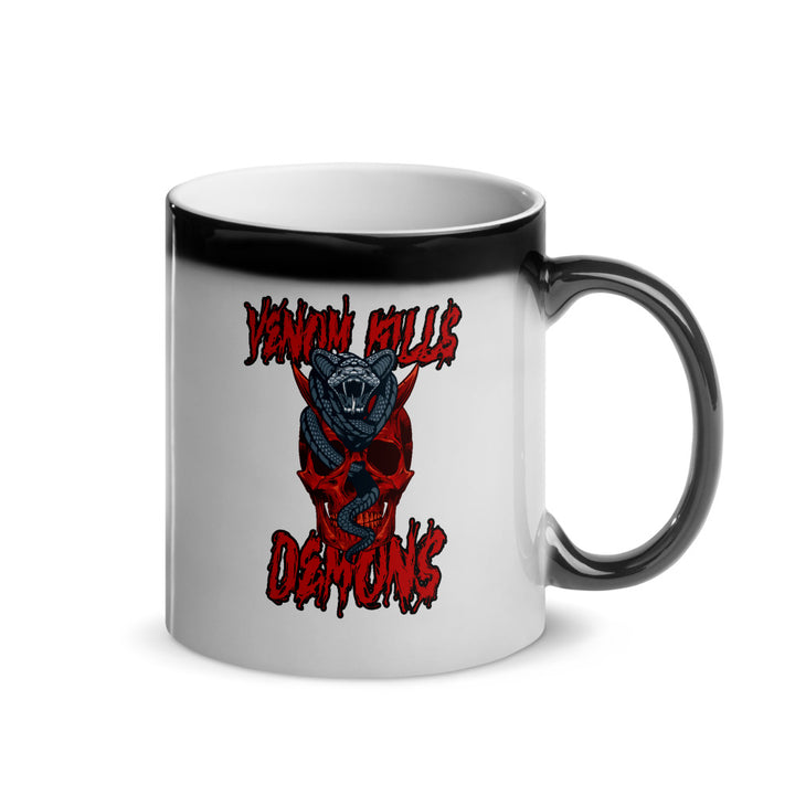 Venom Kills Magic Mug