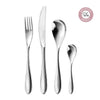 Bourton Bright Cutlery Set, 24 Piece for 6 People