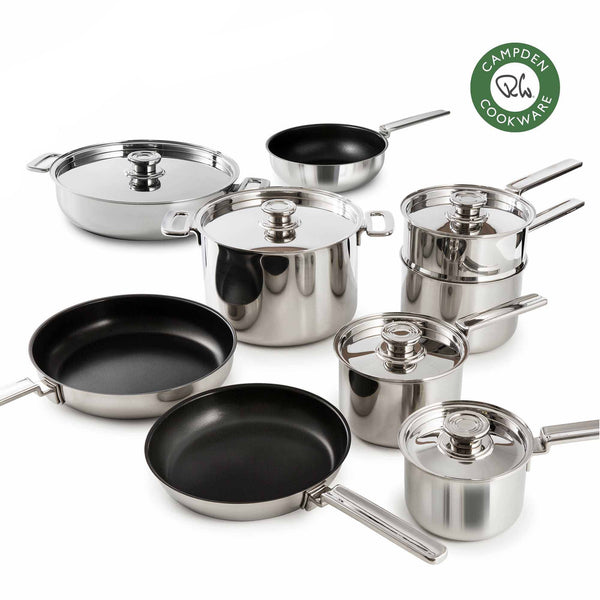 Campden Cookware Set, 9 Piece