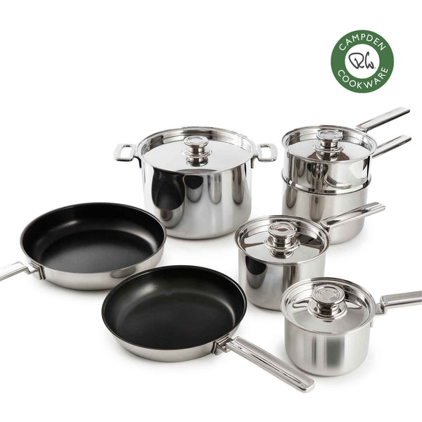Campden Cookware Set, 7 Piece