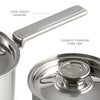 Campden Cookware 3 Piece Pan Set, Large