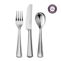 Malvern Bright Children's Cutlery Set, 3 Piece
