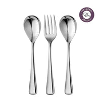 Malvern Bright Serving Set, 3 Piece