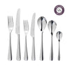 Malvern Bright Cutlery Set, 84 Piece for 12 People