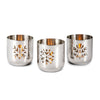Meadow Tealight Holder, Set of 3