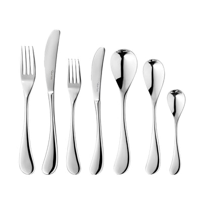 Molton Bright Cutlery Place Setting, 7 Piece