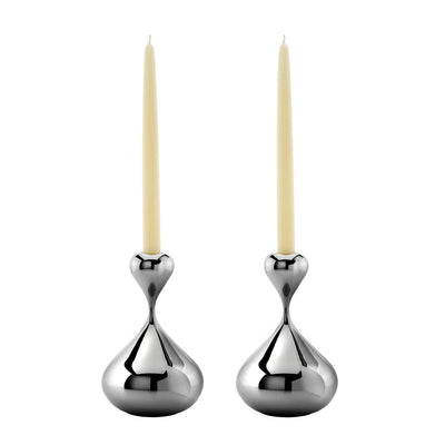 Molton Candlestick, Set of 2