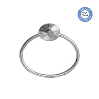 Oblique Towel Ring