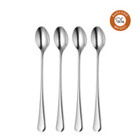 Radford Bright Long Handled (Latte) Spoon, Set of 4