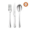 Radford Bright Children's Cutlery Set, 3 Piece
