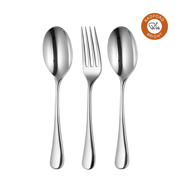 Radford Bright Serving Set, 3 Piece