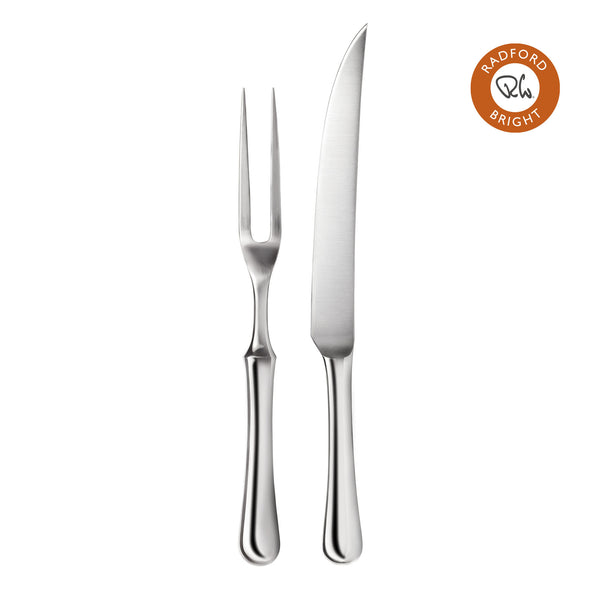 Radford Bright Carving Set, 2 Piece