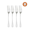 Radford Satin Pastry Fork, Set of 4