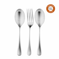 Radford Satin Serving Set, 3 Piece