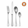 Radford Satin Cutlery Set, 24 Piece for 6 People