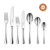 Radford Silver Plated Cutlery Place Setting, 7 Piece