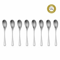 RW2 Satin Coffee Spoon, Set of 8