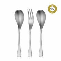 RW2 Satin Serving Set, 3 Piece
