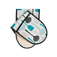 Signature Double Oven Gloves