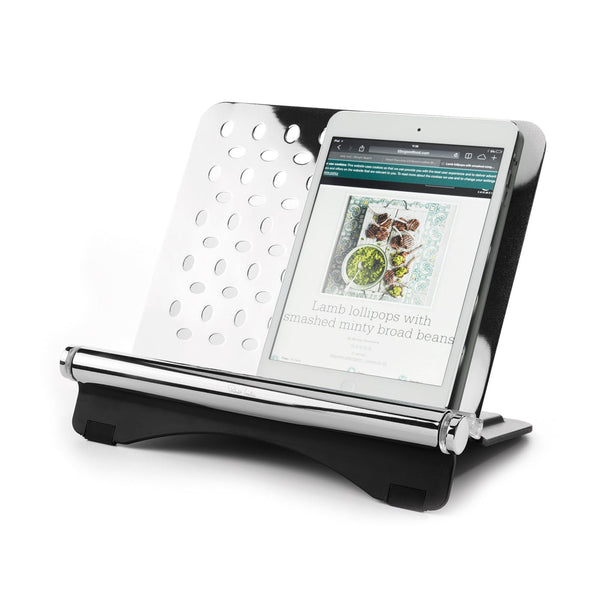 Signature Cookbook & Tablet Stand - With Tablet