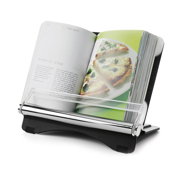 Signature Cookbook & Tablet Stand - With Book