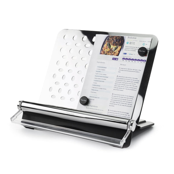 Signature Cookbook & Tablet Stand - With Recipe Sheet