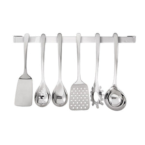 Signature Utensil Storage Rack 7 Piece Set - Front View
