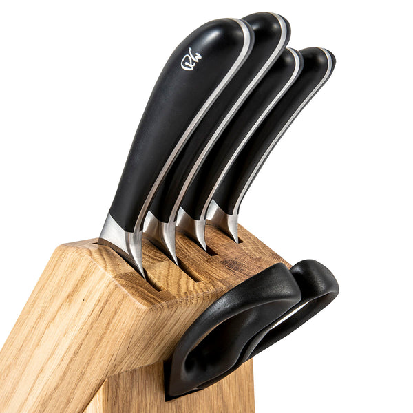 Signature Compact Knife Block Set