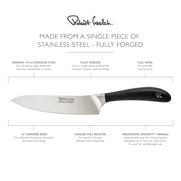 Signature Cook's Knife 18cm