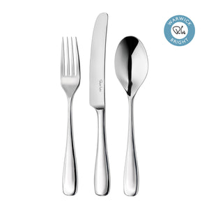 Warwick Bright Cutlery Sample Set, 3 Piece