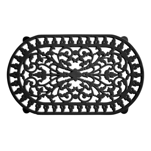 Traditional Trivet Black