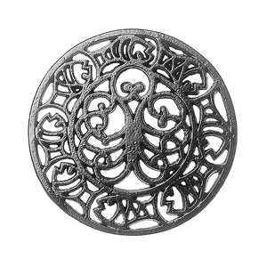Octopus & Fish Trivet Graphite