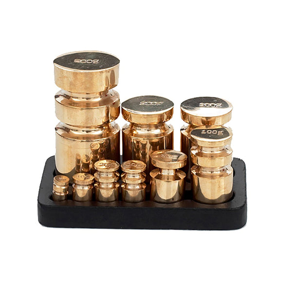 Churn Weights Brass Metric