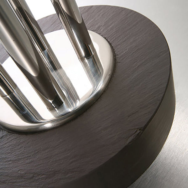 Cambria Table Lamp 4 Bar - Close Up