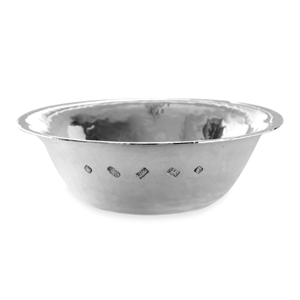 Sterling Silver Bowl Medium Flared