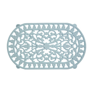 Traditional Trivet Light Blue
